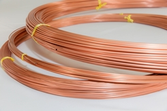 For Terminal Copper coiled tubes