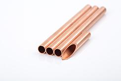 C1020無氧紅銅管(溝槽)