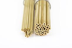真鍮単穴電極管