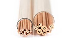 紅銅多孔電極管